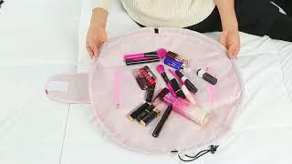 Lazy Makeup Cosmetic Bag