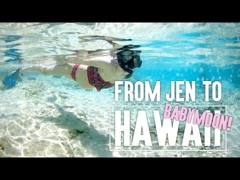 From Jen To HAWAII | Babymoon!