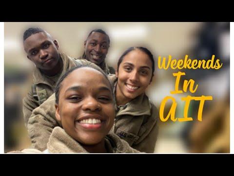 Weekends In AIT At Fort Leonard Wood | Niel Morgan