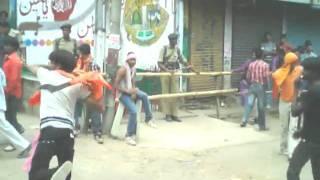 Ramnavi In Hazaribagh (Talwaarbaazi), Jharkhand
