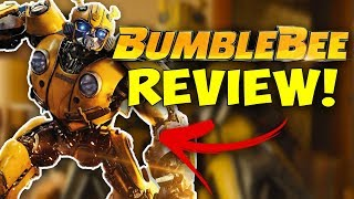 Transformers: Bumblebee Review! - Diamondbolt