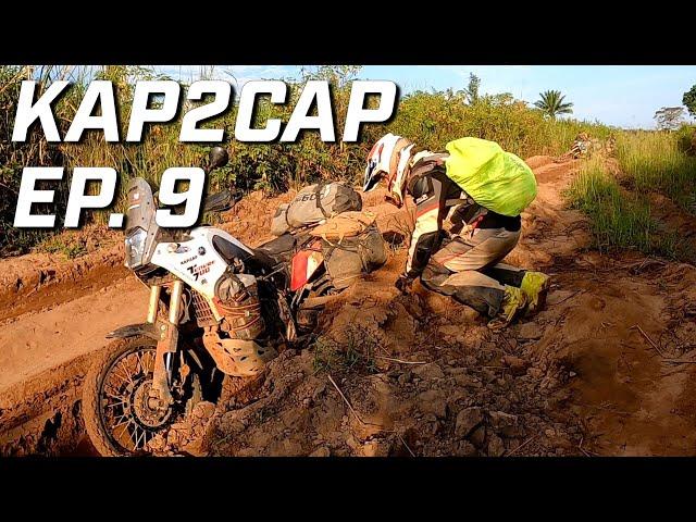 Kap2Cap Ép.9 ► ENG SUBS ► Renoncer n'était pas une option ► Nationale 1 en RDC