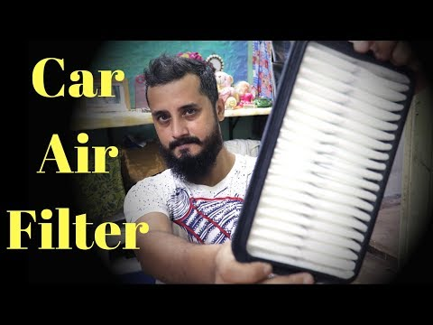 Clean or Replace Air Filter & Increase Mileage – Alto LXI