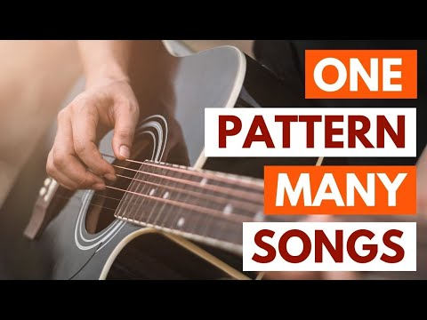 Play 1000's Of Songs With The Travis Picking Pattern - Part 1