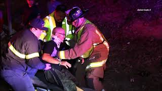 Motorcycle Crash I-805  7/16/2018
