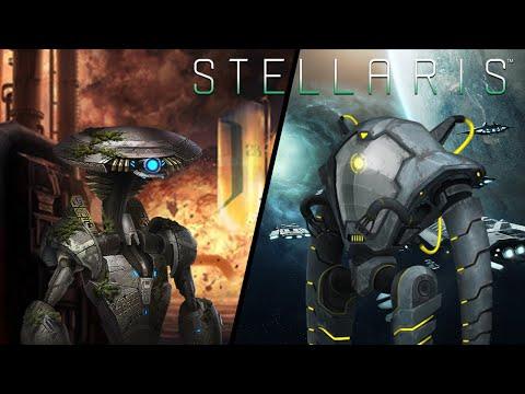 Stellaris   Rogue Robots #2 - 20 Minutes of War  