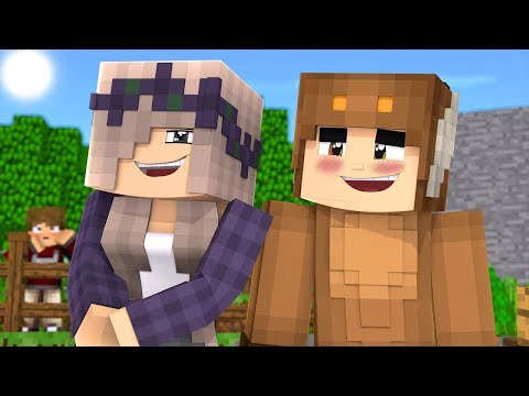 MOOSE DATING KAYLA?! - Parkside University EP2 - Minecraft Roleplay