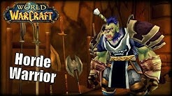 The Classic Armory #1 - Horde Warrior