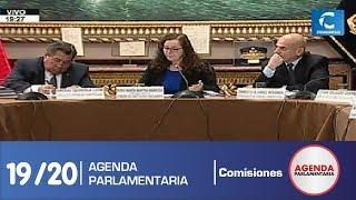 Sesión Comisión de Constitución 19/20 (17/07/19)