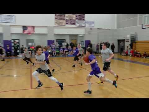 NBA Rec 3/4 boys O'Connel vs. Galego  02/09/2019