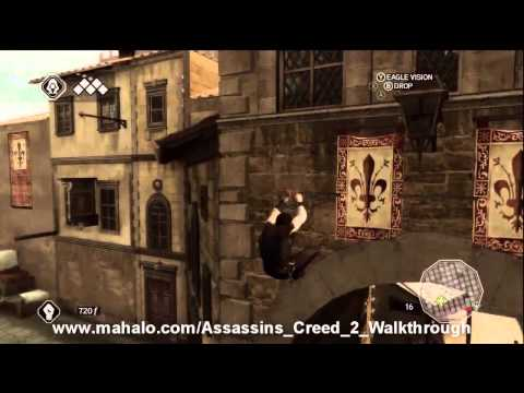 Assassin's Creed 2 Walkthrough   Mission 6  Beat A Cheat HD