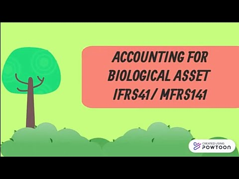 Accounting for Agriculture (IFRS41/MFRS141) - Explaination of Bearer Plant