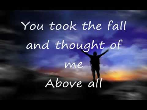 Michael W Smith - Above All w/lyrics