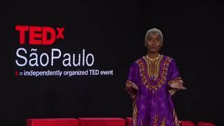 Não dê ouvido a Egum | Nega Cléo | TEDxSaoPaulo
