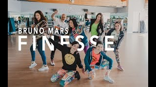 Finesse (Remix) - Bruno Mars feat. Cardi B - Salsation® Choreography by Azahara Ramírez