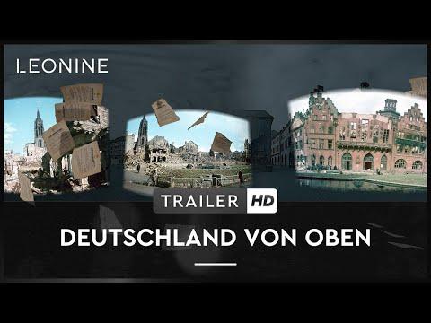 Deutschland von Oben  - Trailer (deutsch/german)