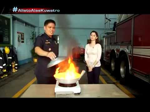 Alisto: Iwas-sunog tips mula sa Bureau of Fire Protection