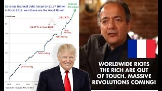 GERALD CELENTE: WORLDWIDE RIOTS, RECESSIONS - 2019 IS NUTS; You