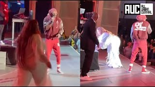 Snoop Brings Out Lizzo To Twerk For Dave Chappelle At Hoollywood Bowl Concert