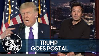 Pelosi and Democrats Fight Trump's Attack on USPS | The TonightShow