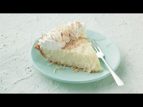 Mile-High Coconut Cream Pie