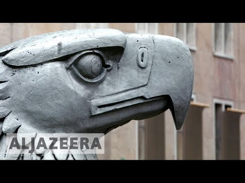 Germany: Nazi-era architecture lingers today