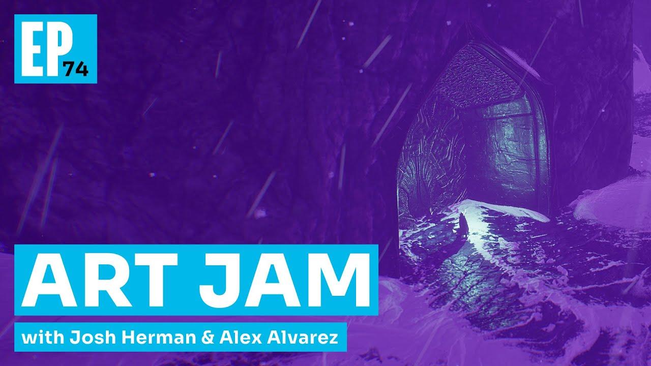 Download Art Jam with Josh Herman and Alex Alvarez [Episode 74]