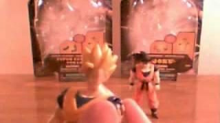 Soundout Review - Dragon Ball Z Ultimate Collection - Goku and Super Saiyan Gohan