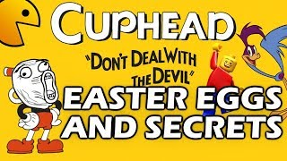 Cuphead Easter Eggs And Secrets HD