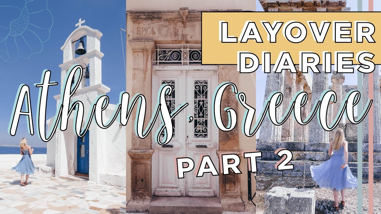 Athens, Greece in 50 Hours | Part Two