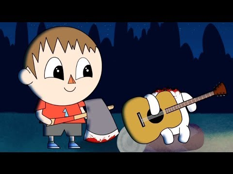 THE VILLAGER - Animal Crossing Parody