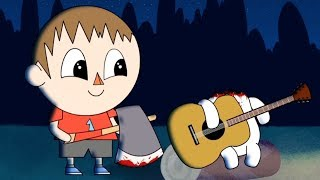 THE VILLAGER - Animal Crossing Parody