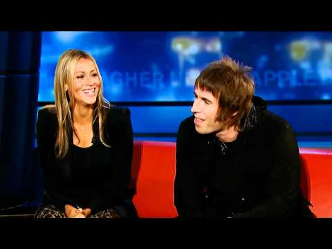 George Tonight: Liam Gallagher and Nicole Appleton  George Stroumboulopoulos Tonight  CBC