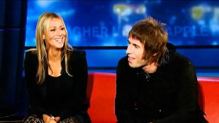George Tonight: Liam Gallagher and Nicole Appleton | George Stroumboulopoulos Tonight | CBC
