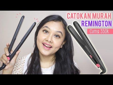 Review Catokan Murah Dari Remington Dapat Produk Mizzu Juga! 👍😍