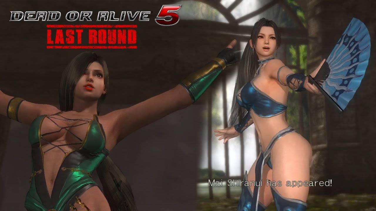 Dead or alive pc mods
