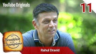 Episode 11 | Rahul Dravid | Breakfast with Champions Season 6