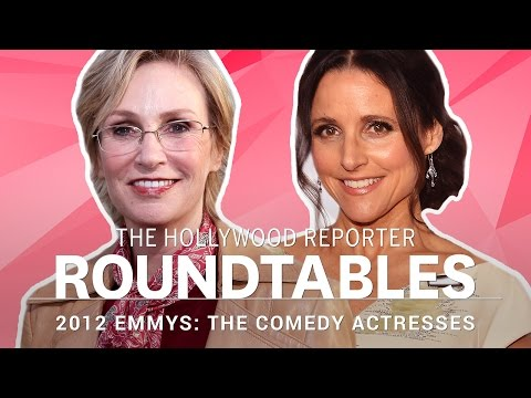 Julia Louis-Dreyfus, Jane Lynch and More Comedy Actresses on THR