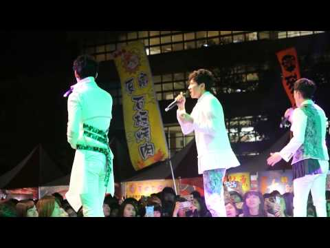 20150408長榮大學Gentleman-組曲