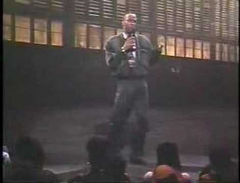 Teddy Carpenter Def Comedy Jam Throw Back Days!