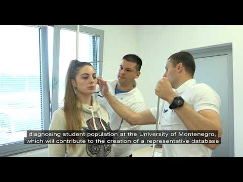 Movie about Faculty for Sport and Physical Education, University of Montenegro - Long Version ENG