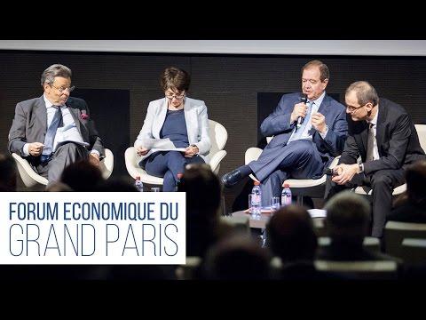 FORUM ECO GRAND PARIS La Métropole du Grand Paris va-t-elle changer en 2017 ?