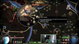 Path of Exile 2.5.2 Low Life Righteous Fire (RF) Build Guide.