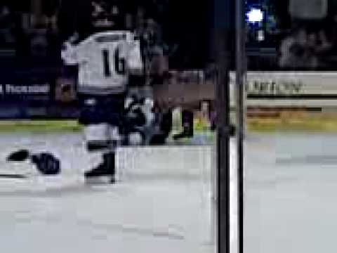 Bakersfield Condors Hockey Fight YouTube