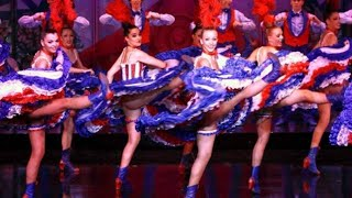 Can Can Dance - Moulin Rouge