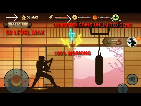 shadow fight 2 hack coins and gems generator - How to get unlimited coins,gems and level hack for free in Shadow Fight 2