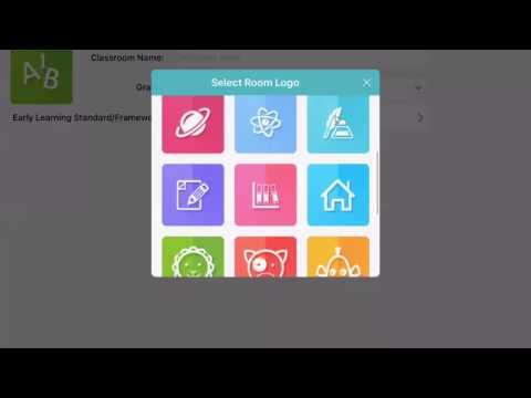 Administrator Add New Class (iPad)