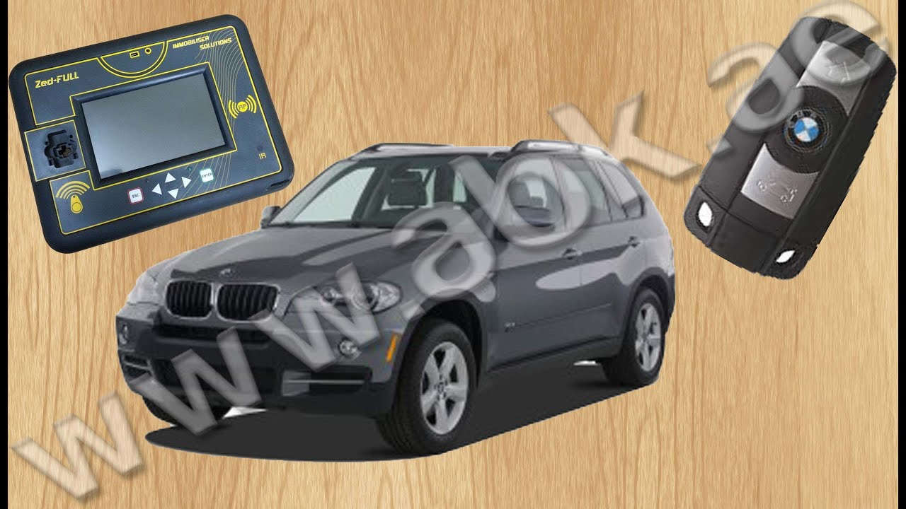 Quot Www Abkeys Com Quot Programming Smart Key For Bmw 2010 With Cas3 Done By Zed Full Obd Youtube