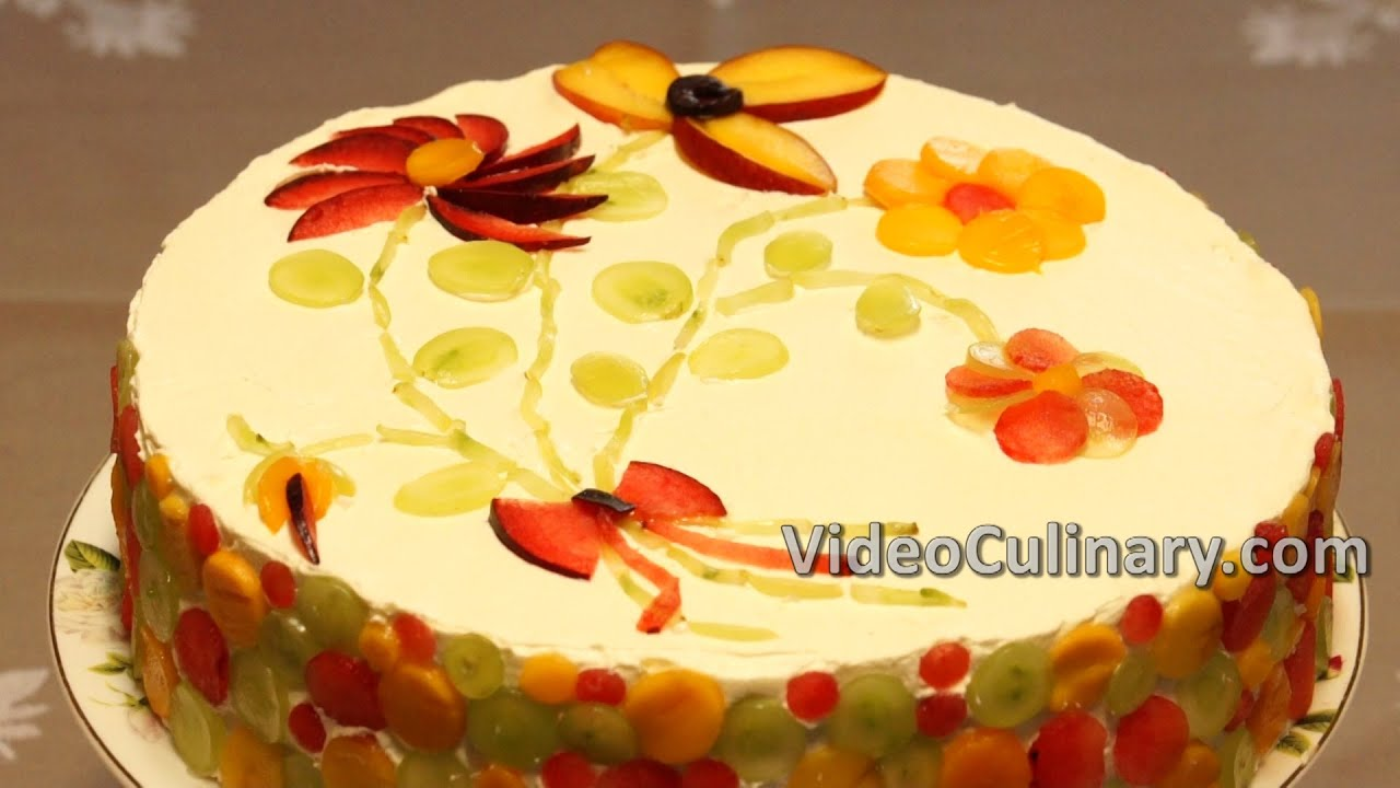 Grandma Emma Cake Simple Layer Cake With Cheesecake Filling Recipe Youtube