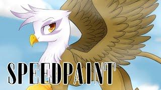 Gilda [MLP Speedpaint]